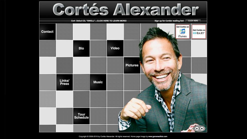 cortes alexander