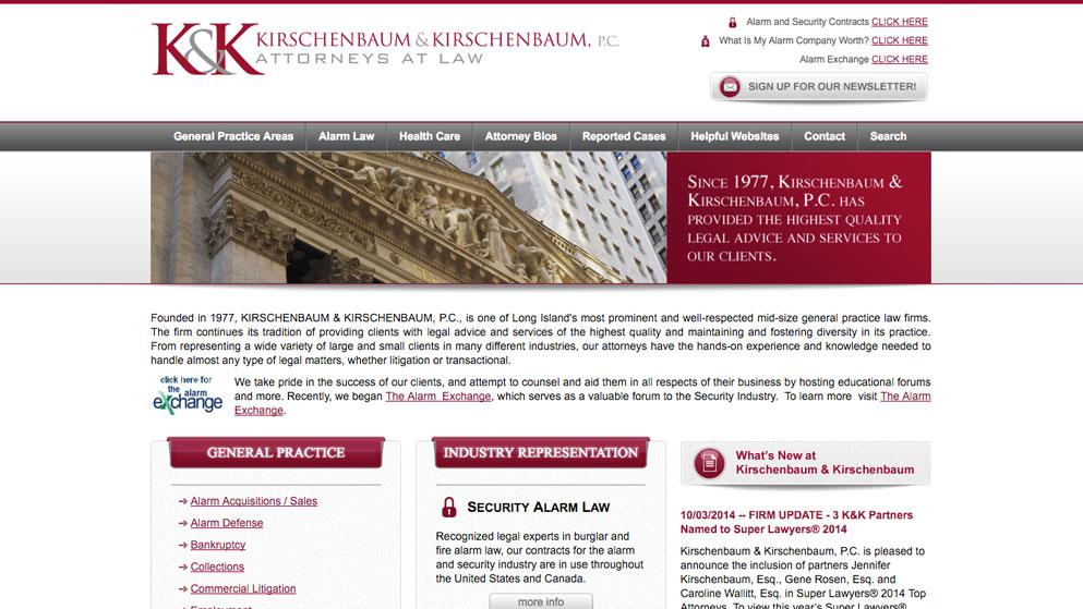 kirschenbaum & kirschenbaum